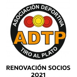 Renovación Socio ADTP 2021...